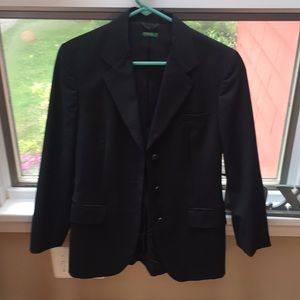 Classic black blazer by United Colors of Beneton